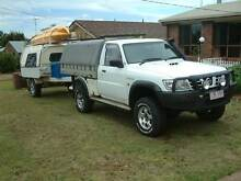 2005 Patrol 4.2 ST $32K or pkg with Camping Trailer & Kayak $42K Toowoomba Toowoomba City Preview