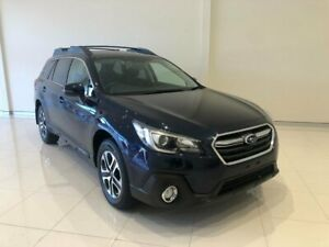 2018 Subaru Outback B6A MY18 2.0D CVT AWD Blue 7 Speed Constant Variable Wagon Macksville Nambucca Area Preview