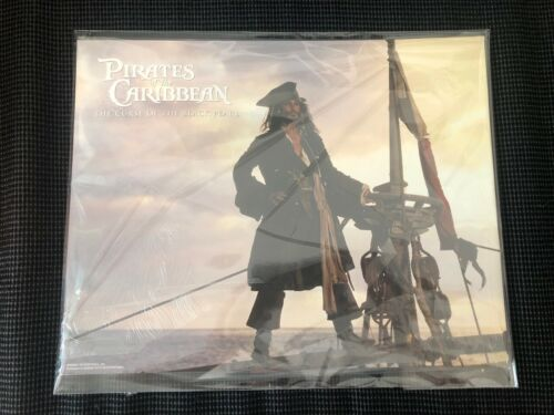 Pirates of the Caribbean 2003 original movie Lobby Card 11x14 SET Walt Disney