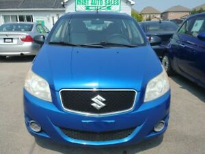 2009 Suzuki Swift 1.6L