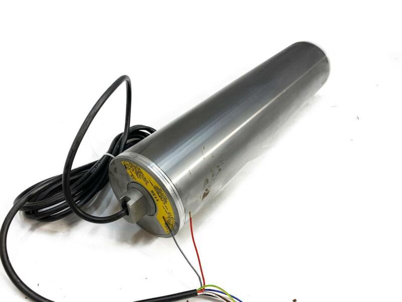 Interroll 113S 1-Phase AC Induction Conveyor Motor 0.15hp 1.04AMP 1560 rpm
