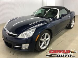 2007 Saturn Sky Convertible Cuir A/C MAGS