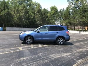 2016 Subaru FORESTER LIMITED AWD