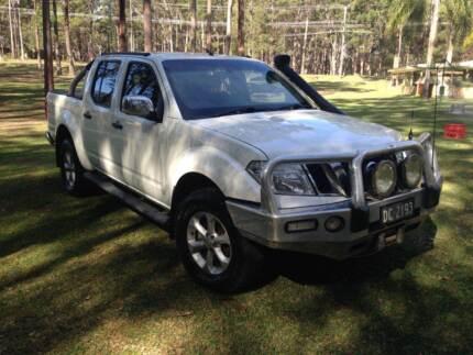 2010 Nissan Navara 4x4 Dual Cab - MANY EXTRAS Port Macquarie 2444 Port Macquarie City Preview