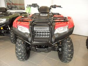 2017 Honda TRX420FM1 $36.45 WEEKLY! NEW HONDA ATV! FUEL INJECTED