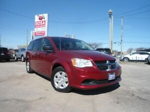 2011 Dodge Grand Caravan STOW & GO NO ACCIDENT SAFETY CERTIFIED