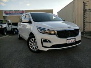 2018 Kia Carnival YP MY18 S White 6 Speed Automatic Wagon Malaga Swan Area Preview