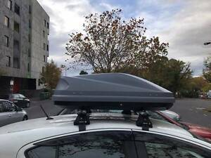 THULE Car Roof Box Carlton Melbourne City Preview