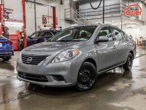 2013 Nissan Versa SV **JUSTE 87,000KM!!** // A/C // AUTOMATIQUE