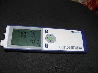 Mettler Toledo Seven2go S4  Dissolved Oxygen Meters