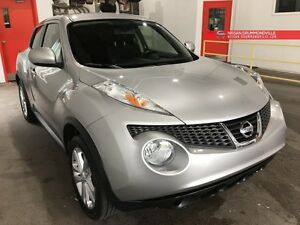 2011 Nissan Juke SV AWD - AUTOMATIQUE - BAS MILLAGE!!