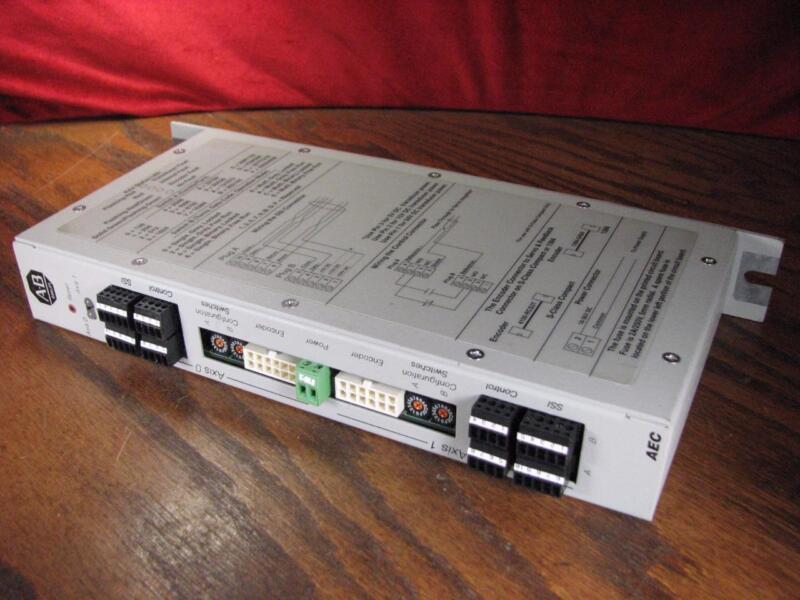 Allen Bradley - SSI Transducer to Quadrature Encoder Output Module - 4100-AEC