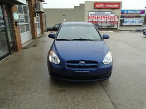 2009 Hyundai Accent Man L (No HST Until January 31, 2018)