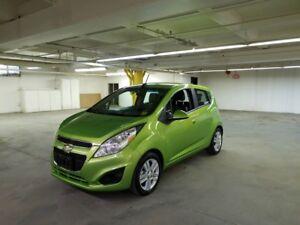 2015 Chevrolet Spark 1LT CVT Super low kms , Compact , Fuel E...