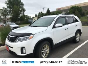 2014 Kia Sorento LX V6 AWD..V6 Power..Auto..Air..Heated Seats...