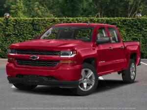 2018 Chevrolet Silverado 1500 Custom - OnStar, Backup Camera, Bl