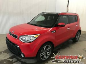 2015 Kia Soul SX Luxury GPS Cuir Toit Panoramique MAGS Bluetooth