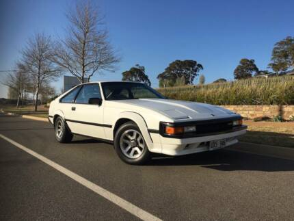1984 Toyota Supra. Immaculate & Original. Same owner since 1989.