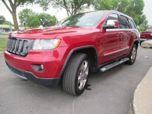 2011 Jeep Grand Cherokee Overland*FULL LOAD*TRAILER TOW PACK