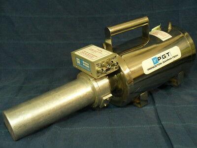 Pgt Princeton Gamma Igc8 Hpge Germanium Detector Nuclear Spectrometer Nim Ortec