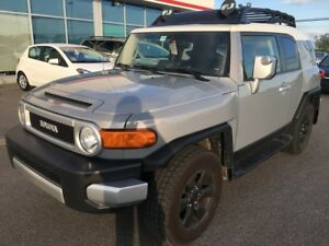 2014 Toyota FJ Cruiser 4x4 TRAIL EDITION CAMERA RECUL BLUETOOTH