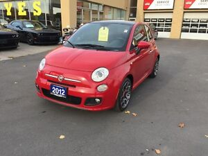 2012 FIAT 500 Kingston Kingston Area image 2