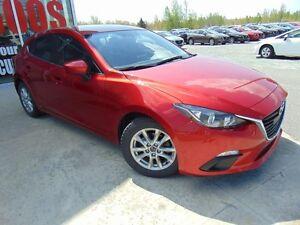 2014 Mazda Mazda3 GS 32500KM SIÈGES CHAUFFANTS CAMÉRA DE RECUL