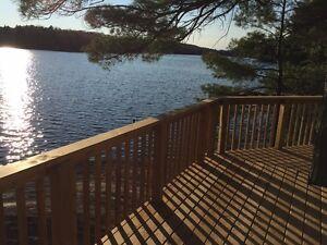 Cottage Rental, Haliburton, Jul 1-8 & 8-15 Available!