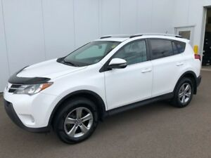 2015 Toyota RAV4 XLE Great deal One owner vehicle