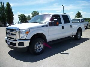 2015 Ford F-250 XLT | CREW CAB | 4X4 | CERTIFIED