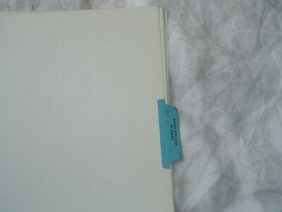 1988 Flexi-coil Flexicoil Af1001 Pto Drive Air Seeder Parts Catalog Manual Book