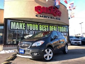 2015 Buick Encore AWD REAR CAM BOSE SOUND CLEAN CARPROOF