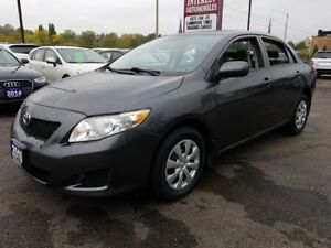 2010 Toyota Corolla CE CLEAN CAR PROOF REPORT !!  LOCAL TRADE !!