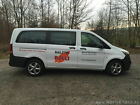 Mercedes Vito W447 116 CDI Test