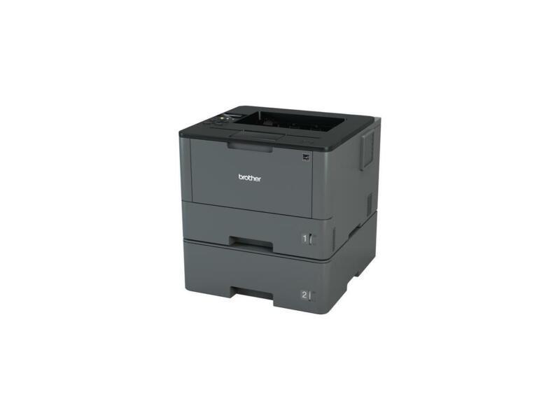 Brother Wireless Black-and-White Laser Printer HL-L5200DWT