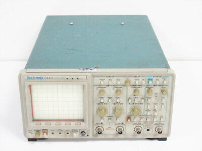 Tektronix 2440 500 Mss Digital Oscilloscope