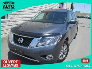 2013 Nissan Pathfinder SL*AWD*CUIR*TOIT PANO*7 PASSAGERS*