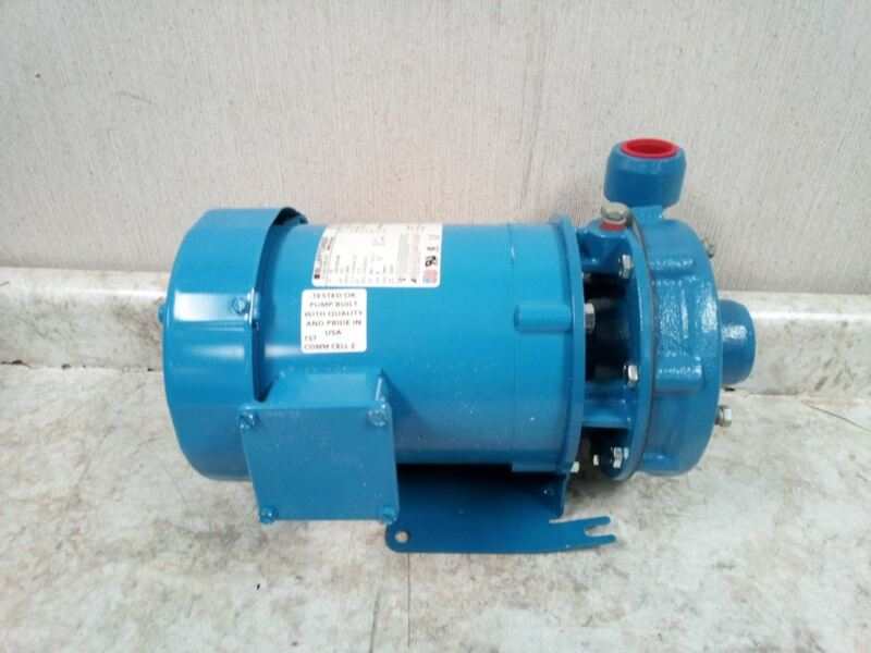 Goulds Water Technology 1BF20734 3/4 HP 3500 RPM 208-230/480VAC Centrifugal Pump
