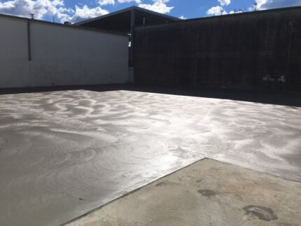 Do you need concreting ????