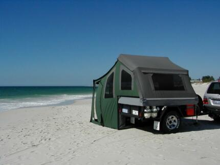 "WA MADE - Outback Campers ""Karinya"" On sale for October Maddington Gosnells Area Preview"