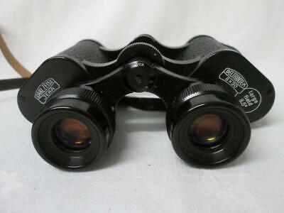 Carl Zeiss Jena DDR Deltrintem 8 x 30  Large Field 8.5* Binoculars