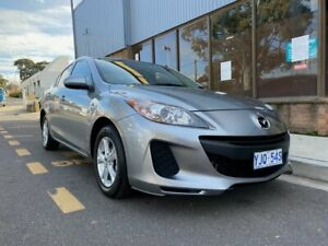 2013 Mazda 3 BL Series 2 MY13 Neo Grey 5 Speed Automatic Sedan Phillip Woden Valley Preview