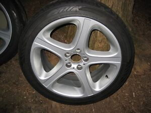 """BMW Style 87 20"""" staggered rims"""