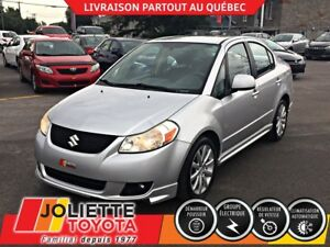 2010 Suzuki SX4 sedan Sport / AUTOMATIQUE / MAGS