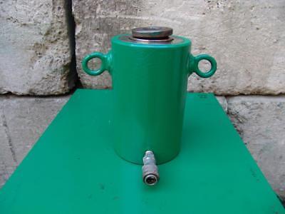Simplex Hydraulic Cylinder Rl-1006 100 Ton 6 Inch Stroke Works Fine