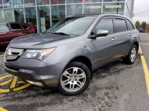 2008 Acura MDX AWD CUIR TOIT OUVRANT SIEGES CHAUFFANTS