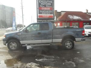 2005 Ford F-150 4x4 CLEAN TRUCK WELL KEPT