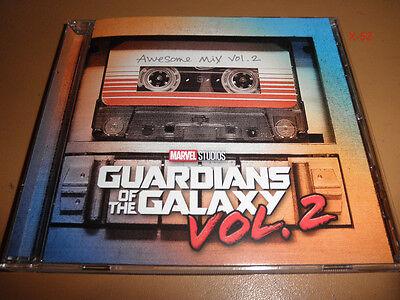 Guardians Of Galaxy Vol 2 Soundtrack Cd Fleetwood Mac Brandy George Harrison Elo