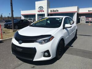 2015 Toyota Corolla S EDITION 50e CUIR MAGS SIEGES CHAUFFANTS CA