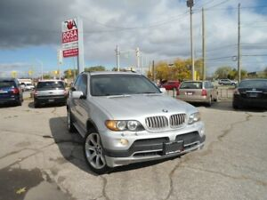 2006 BMW X5 AUTO AWD 4.8is NAVIGATION,DVD,PANORAMIC ROOF AC